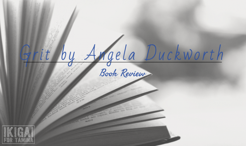 Grit by Angela Duckworth book review featured image