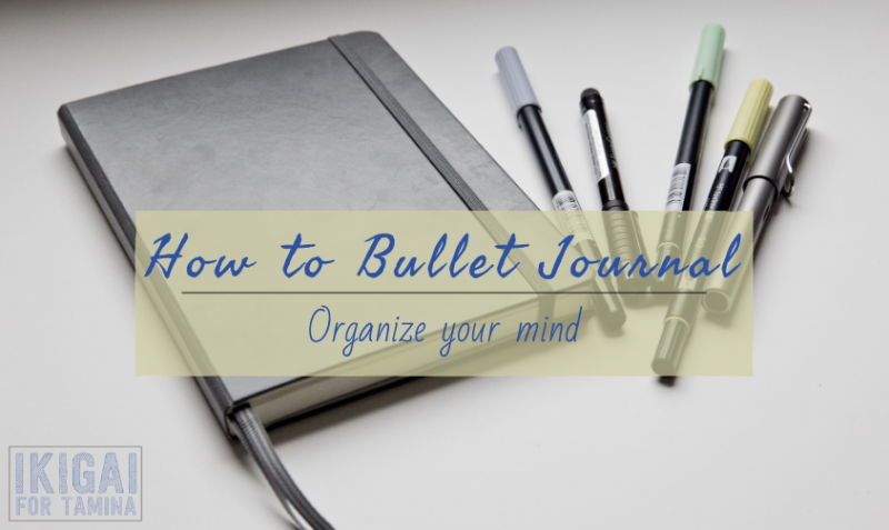 How to Bullet Journal featured image