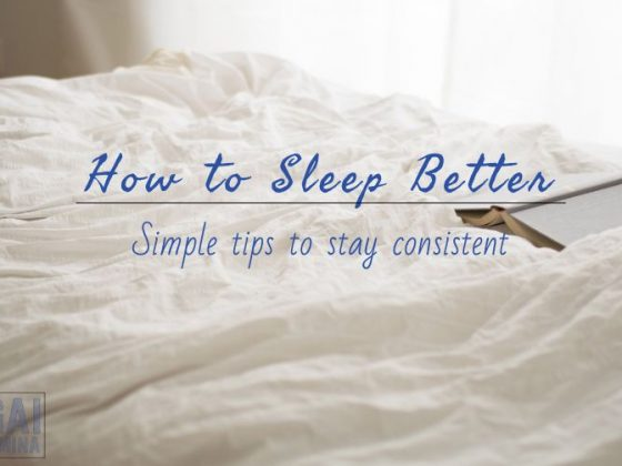 Sleep better consistently featured image